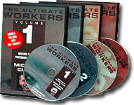The Ultimate Workers 4 Volumes Set by Michael Close