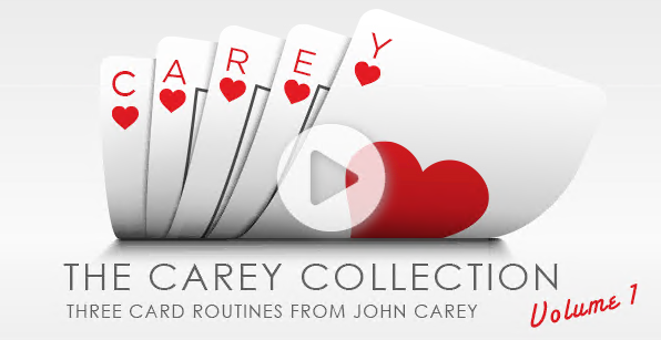 John Carey Collection 1 & 2 (DVD download)