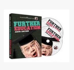 2010 John Archer - Further Education 2 vols (Download)