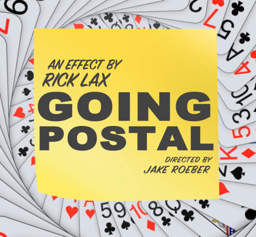 2016 Going Postal by Rick Lax (Download)