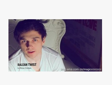 2011 Balean Twist by Bizau Cristian (Download)