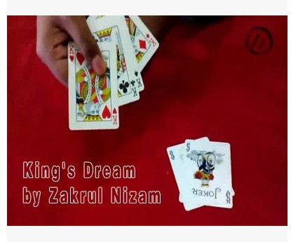2014 T11 King's Dream by Zakrul Nizam (Download)
