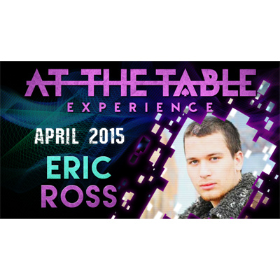 2015 At the Table Live Lecture starring Eric Ross (Download)