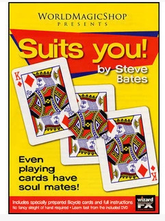 Suits You by Steve Bates (Download)