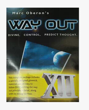 2013 Way Out XII by Marc Oberon (Download)