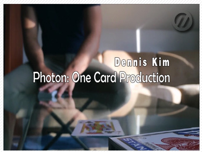 2015 Theory11 Photon by Dennis Kim (Download)