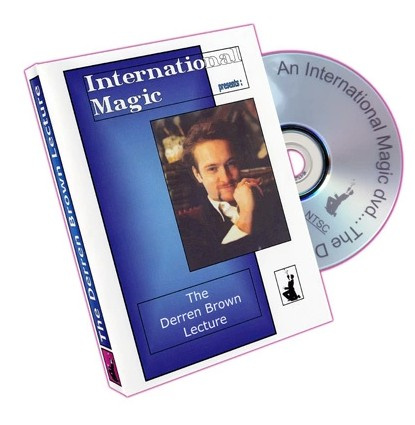The Derren Brown Lecture by International Magic (Download)