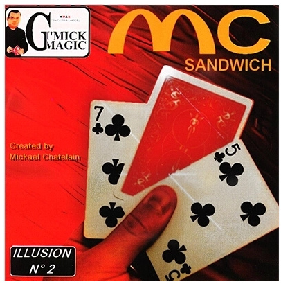2015 Mc Sandwich by Mickael Chatelain (Download)