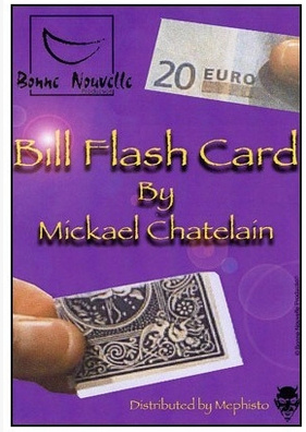 2013 Bill Flash Card by Mickael Chatelain (Download)
