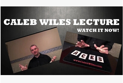 2011 Caleb Wiles Lecture - The Magic Session (Download)
