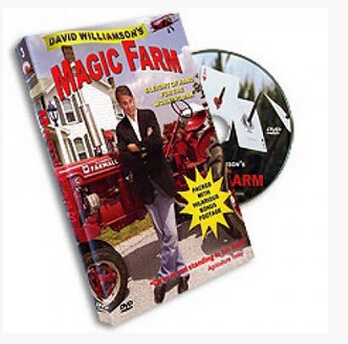 David Williamson - Magic Farm (Download)