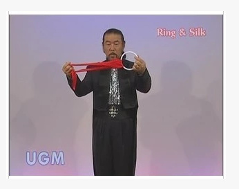 UGM Johnny Hirose - Ring And Silk (Download)