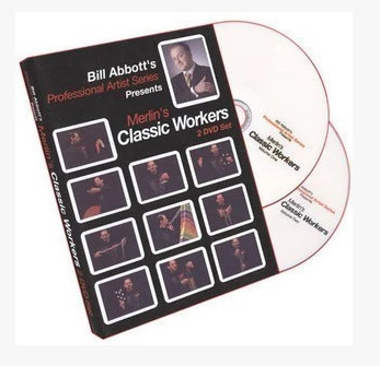 Stage Merlin's Classic Workers 1-2 - Bill Abbott (Download)
