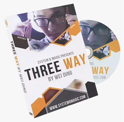 2014 Three Way by Wei Ding & system 6 (Download)