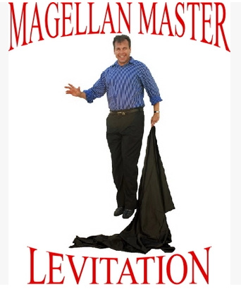 Jimmy Fingers - The Magellan Master Levitation (Download)