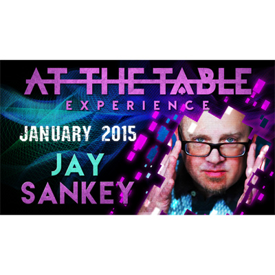 2015 At the Table Live Lecture starring Jay Sankey (Download)