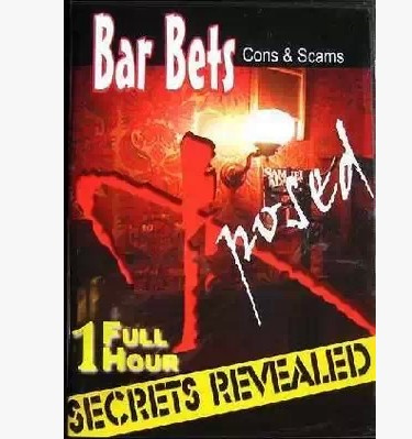 2014 Bar Bets & Scams by Steven Branham (Download)