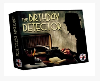 Birthday Detector by Chris Hare and Alakazam (Download)
