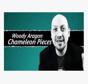 2014 Chameleon Pieces by Woody Aragon (Download)