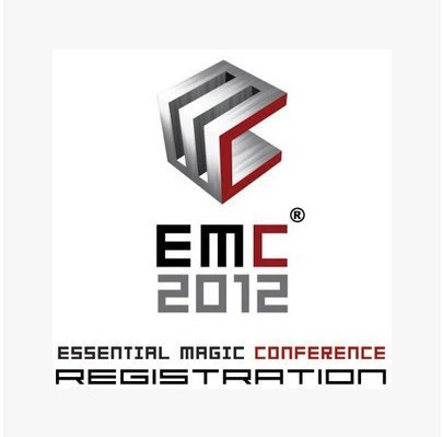 2012 EMC Essential Magic Conference 9 Vols (Download)