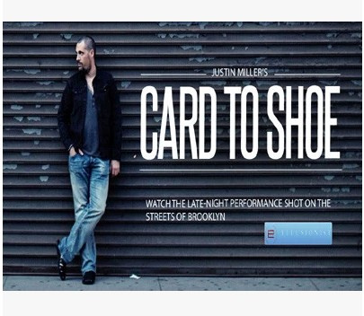2014 E Card to Shoe by Justin Miller (Download)