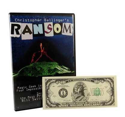 2010 Ransom by Chris Ballinger and Magic Geek (Download)