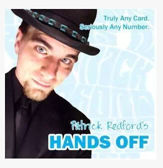 2011 Patrick Redford - Hands Off (Download)