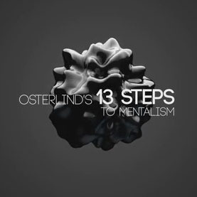 2015 Osterlind's 13 Steps Vol1: Approach to Mentalism (Download)