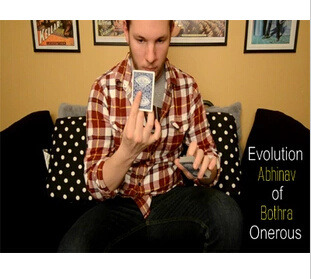 2014 T11 Evolution of Onerous by Chris Severson (Download)