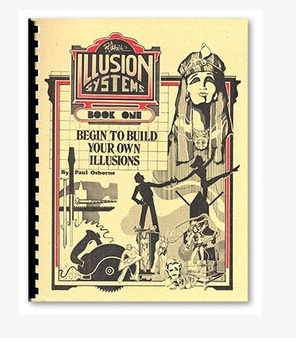 Illusion Systems by Paul Osborne Vol 1-4 set PDF Ebook (Download)