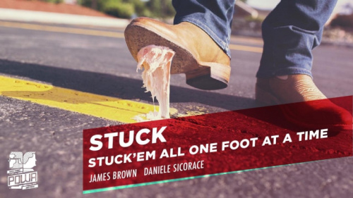 2016 Stuck by James Brown (Download)
