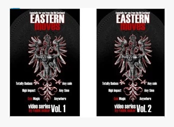 2011 Radek Makar - Eastern Moves Video vol.1-2 (Download)
