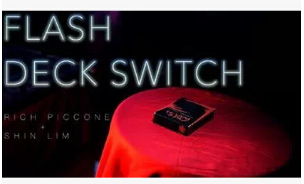 2014 Flash Deck Switch by Shin Lim and Rich Piccone (Download)