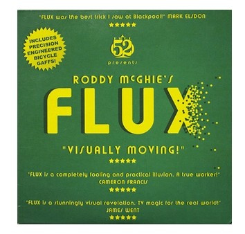 2014 Flux by Roddy McGhie (Download)