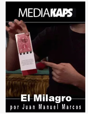 2014 Spanish El Milagro by Juan Manuel Marcos (Download)