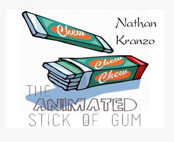 2014 Animated Stick of Gum by Nathan Kranzo (Download)