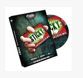 2012 Sticky by Kevin Schaller & Oliver Smith (Download)