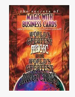 WGM - Magic With Business Cards (Download)