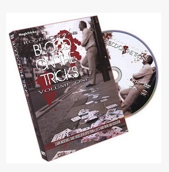 2011 Roger Curzon - Blood On The Tricks (Download)