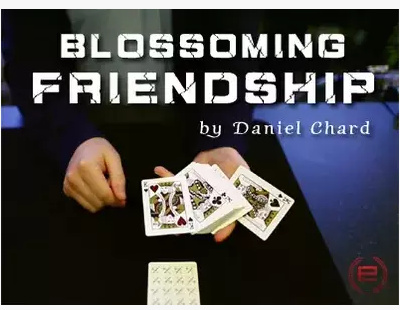 2015 Blossoming Friendship by Daniel Chard (Download)