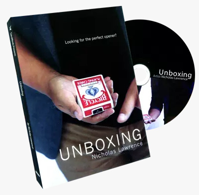 2015 Unboxing by Nicholas Lawrence & SansMinds (Download)