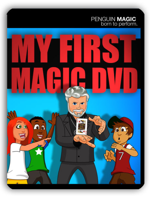 2015 My First Magic DVD by Gary Darwin (Download)