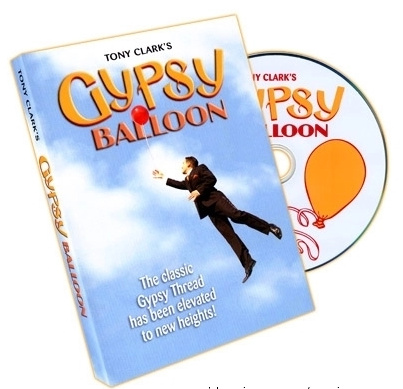 2011 Stage Gypsy Balloon by Tony Clark (Download)
