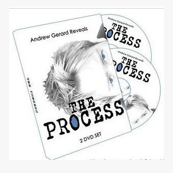 2011 The Process by Andrew Gerard 2 Vols (Download)
