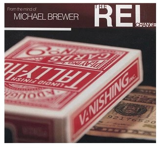 2014 Vanishing REL Change by Michael Brewer (Download)