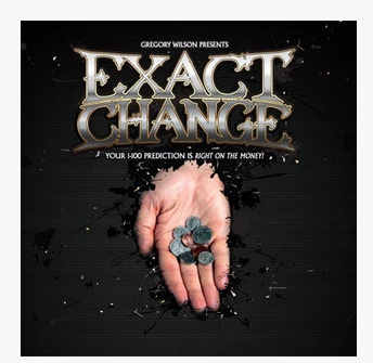 2012 Exact Change by Gregory Wilson (Download)