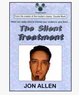 Jon Allen - The Silent Treatment (Download)