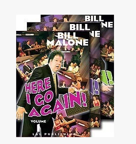 Here I Go Again by Bill Malone (3 vols set) (Download)