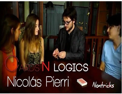 2015 Cards N Logics by Nicolas Pierri (Download)