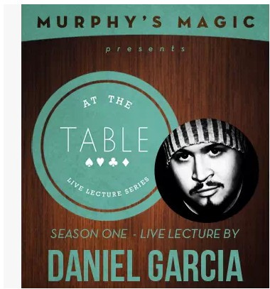 2014 At the Table Live Lecture by Daniel Garcia (Download)
